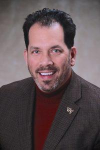 Steve Dollase, Wake Forest University School of Business. (1/11/16)