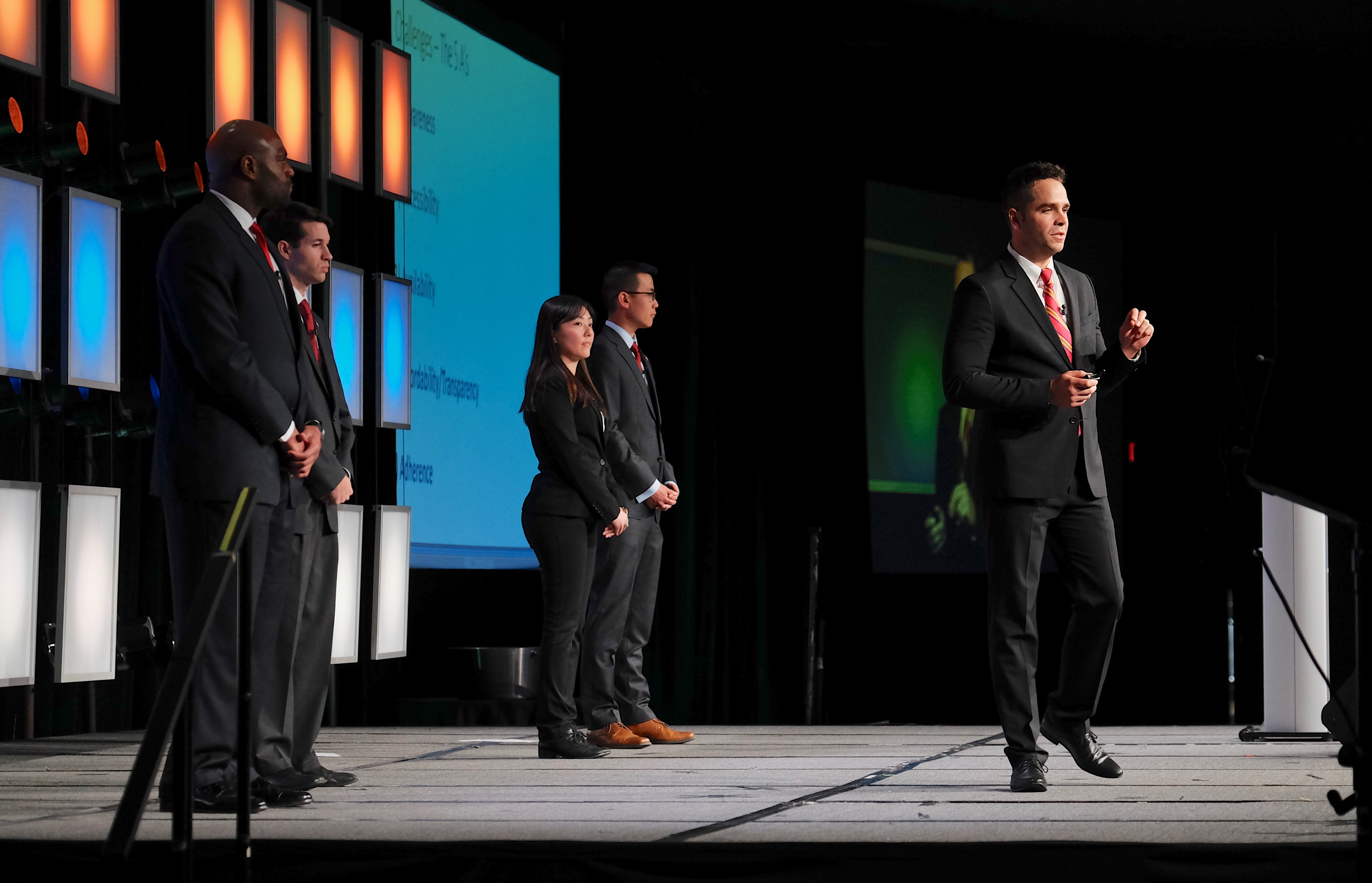 The 2016 Marketing Analytics Summit / Inmar Analytics Forum held their Keynote and Graduate Final Competititon at the Benton Convention Center in Winston-Salem.
