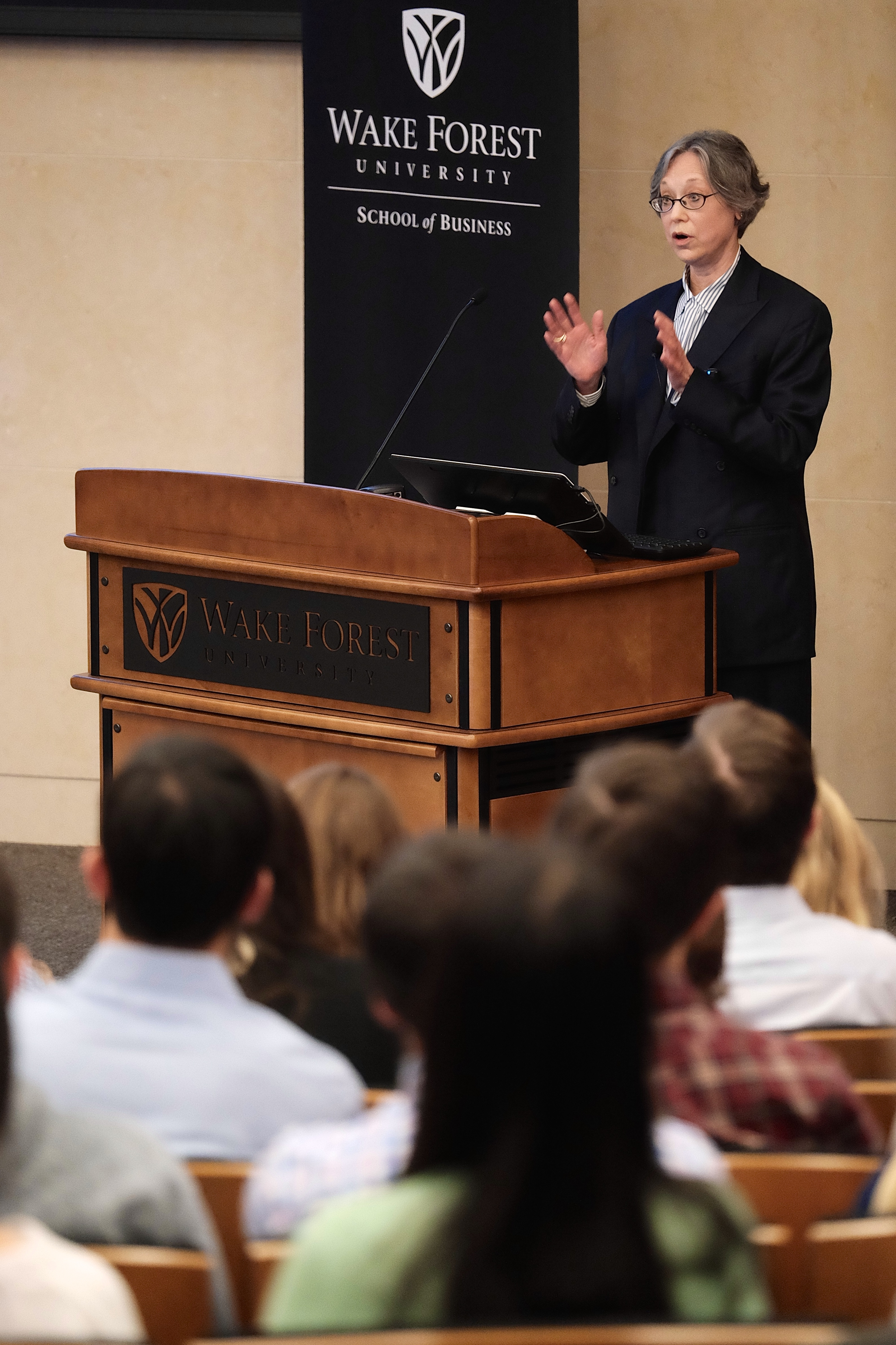 The Hylton Lecture Series: Accounting for Career Success